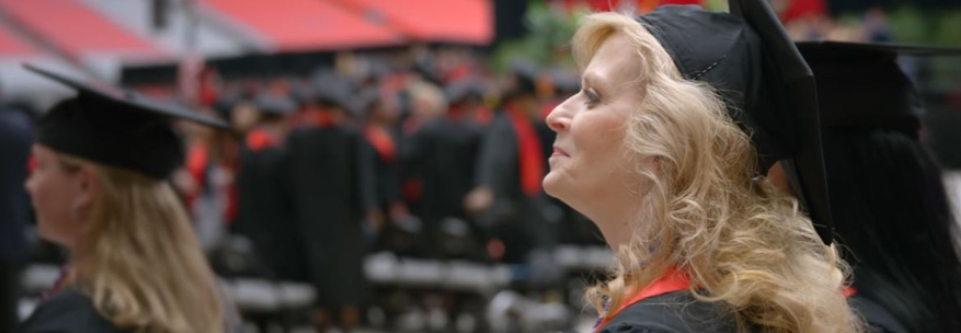 Susan Hagen didn't think she had what it took to complete a Bachelor's degree in Nursing, until a simple email from a friend changed everything. This is her story.