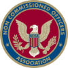 Non-commissioned officers association logo