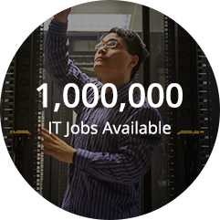 1,000,000 IT Jobs Available